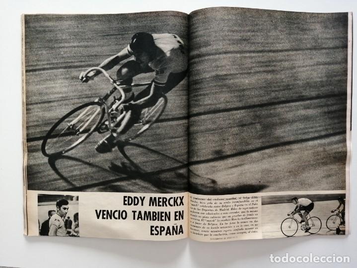 Coleccionismo de Revista Blanco y Negro: Blanco y Negro 2998 - Monasterio de Piedra Apolo 11 Franco Joseph Losey Eddy Merckk - VER FOTOS - Foto 20 - 206925472