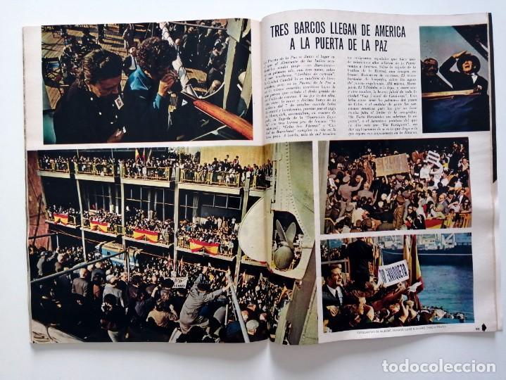 Coleccionismo de Revista Blanco y Negro: Blanco y Negro 2998 - Monasterio de Piedra Apolo 11 Franco Joseph Losey Eddy Merckk - VER FOTOS - Foto 22 - 206925472