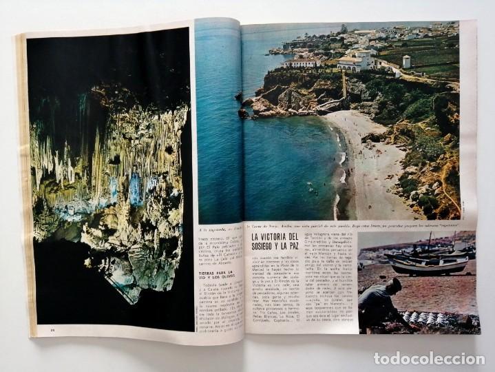 Coleccionismo de Revista Blanco y Negro: Blanco y Negro 2999 - Karim Aga Khan Apolo XII 12 LLona Levy Guerra Vietnam Los Kennedy - VER FOTOS - Foto 5 - 206928277