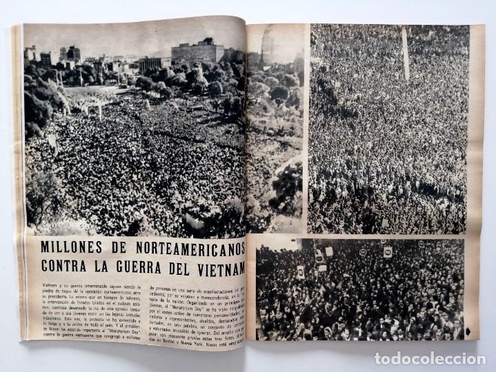 Coleccionismo de Revista Blanco y Negro: Blanco y Negro 2999 - Karim Aga Khan Apolo XII 12 LLona Levy Guerra Vietnam Los Kennedy - VER FOTOS - Foto 8 - 206928277