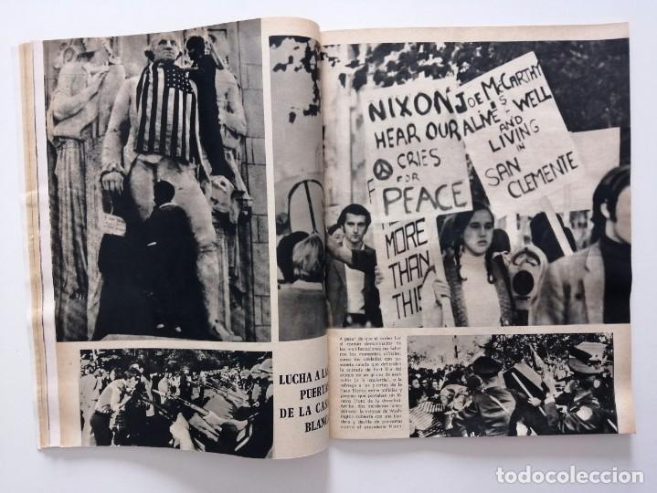 Coleccionismo de Revista Blanco y Negro: Blanco y Negro 2999 - Karim Aga Khan Apolo XII 12 LLona Levy Guerra Vietnam Los Kennedy - VER FOTOS - Foto 9 - 206928277