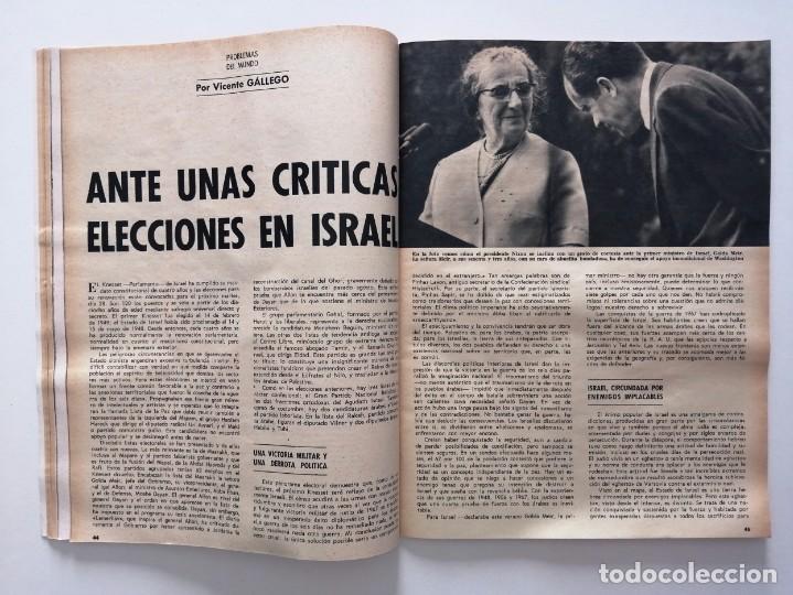 Coleccionismo de Revista Blanco y Negro: Blanco y Negro 2999 - Karim Aga Khan Apolo XII 12 LLona Levy Guerra Vietnam Los Kennedy - VER FOTOS - Foto 11 - 206928277