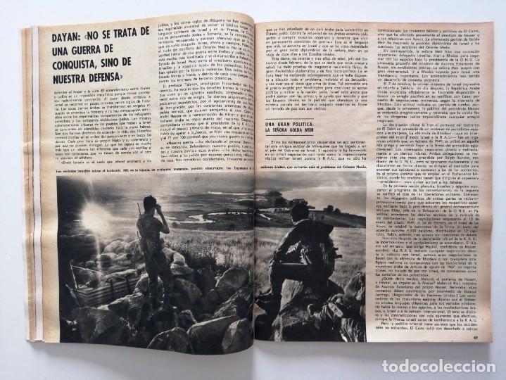 Coleccionismo de Revista Blanco y Negro: Blanco y Negro 2999 - Karim Aga Khan Apolo XII 12 LLona Levy Guerra Vietnam Los Kennedy - VER FOTOS - Foto 12 - 206928277