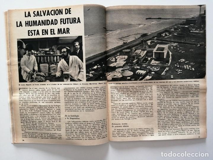 Coleccionismo de Revista Blanco y Negro: Blanco y Negro 2999 - Karim Aga Khan Apolo XII 12 LLona Levy Guerra Vietnam Los Kennedy - VER FOTOS - Foto 17 - 206928277