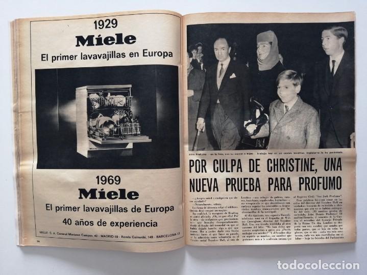 Coleccionismo de Revista Blanco y Negro: Blanco y Negro 2999 - Karim Aga Khan Apolo XII 12 LLona Levy Guerra Vietnam Los Kennedy - VER FOTOS - Foto 18 - 206928277