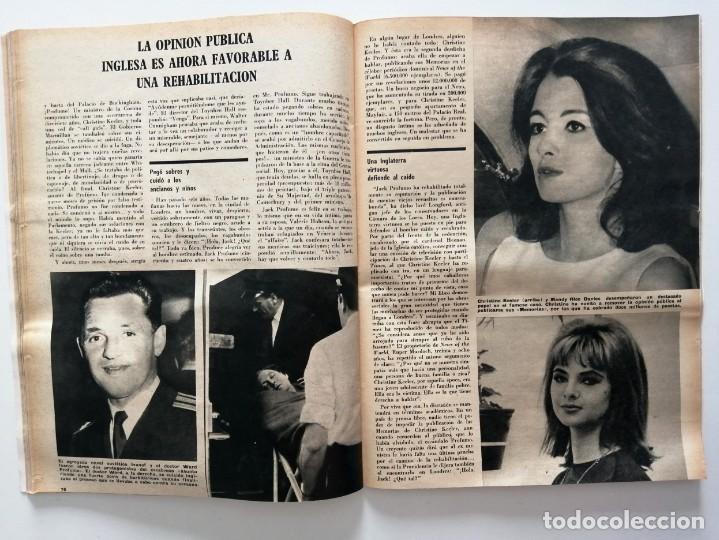 Coleccionismo de Revista Blanco y Negro: Blanco y Negro 2999 - Karim Aga Khan Apolo XII 12 LLona Levy Guerra Vietnam Los Kennedy - VER FOTOS - Foto 19 - 206928277