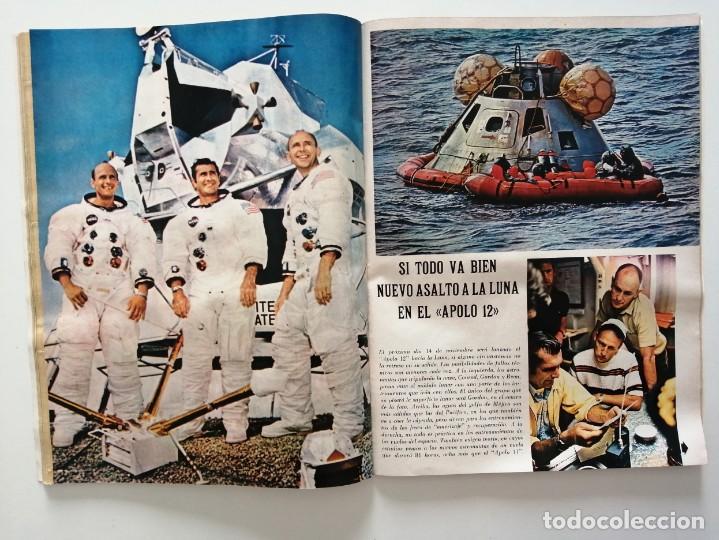 Coleccionismo de Revista Blanco y Negro: Blanco y Negro 2999 - Karim Aga Khan Apolo XII 12 LLona Levy Guerra Vietnam Los Kennedy - VER FOTOS - Foto 20 - 206928277