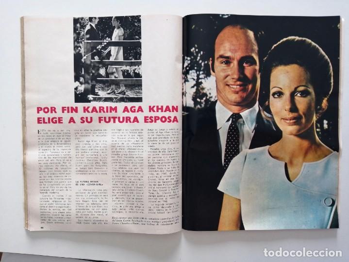 Coleccionismo de Revista Blanco y Negro: Blanco y Negro 2999 - Karim Aga Khan Apolo XII 12 LLona Levy Guerra Vietnam Los Kennedy - VER FOTOS - Foto 22 - 206928277