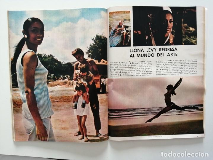 Coleccionismo de Revista Blanco y Negro: Blanco y Negro 2999 - Karim Aga Khan Apolo XII 12 LLona Levy Guerra Vietnam Los Kennedy - VER FOTOS - Foto 23 - 206928277