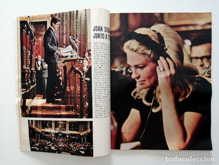 Coleccionismo de Revista Blanco y Negro: Blanco y Negro 3001 -Vancouver Ted Kennedy Sophie Duguet Arafat Shirley Temple Marsillach -VER FOTOS - Foto 4 - 206929152