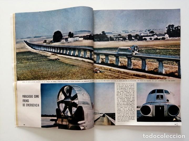 Coleccionismo de Revista Blanco y Negro: Blanco y Negro 3001 -Vancouver Ted Kennedy Sophie Duguet Arafat Shirley Temple Marsillach -VER FOTOS - Foto 6 - 206929152