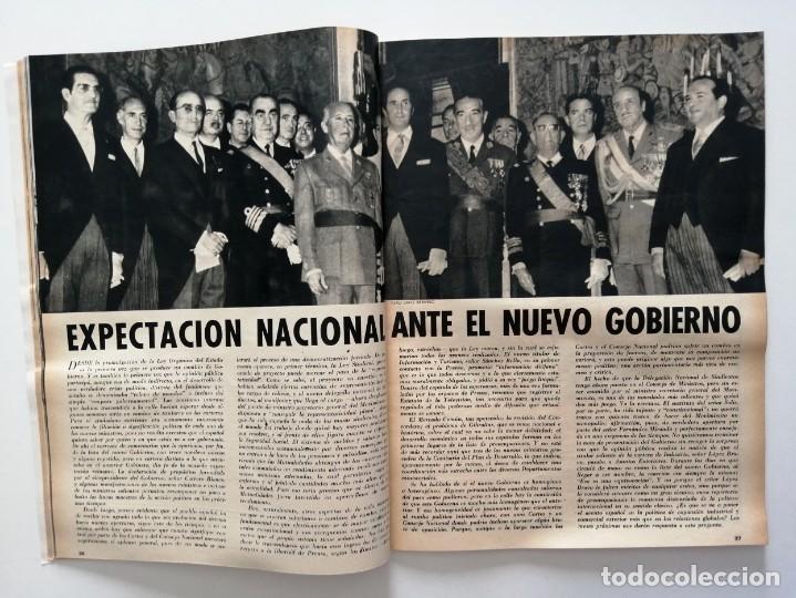 Coleccionismo de Revista Blanco y Negro: Blanco y Negro 3001 -Vancouver Ted Kennedy Sophie Duguet Arafat Shirley Temple Marsillach -VER FOTOS - Foto 9 - 206929152