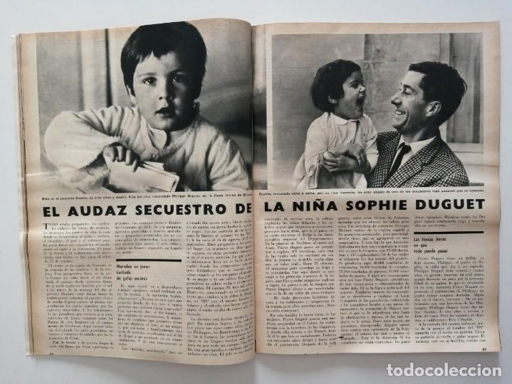 Coleccionismo de Revista Blanco y Negro: Blanco y Negro 3001 -Vancouver Ted Kennedy Sophie Duguet Arafat Shirley Temple Marsillach -VER FOTOS - Foto 10 - 206929152