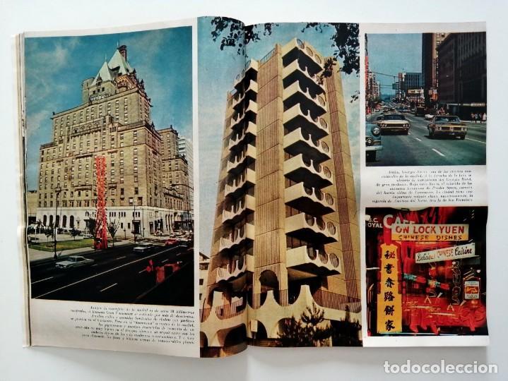 Coleccionismo de Revista Blanco y Negro: Blanco y Negro 3001 -Vancouver Ted Kennedy Sophie Duguet Arafat Shirley Temple Marsillach -VER FOTOS - Foto 12 - 206929152