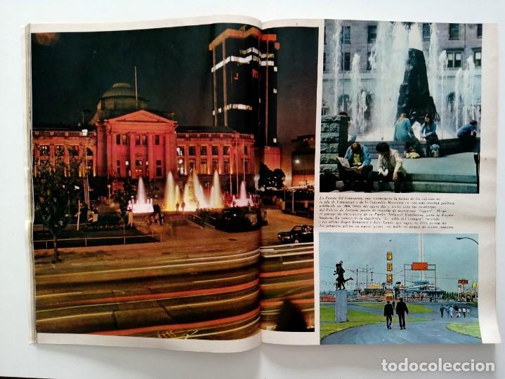 Coleccionismo de Revista Blanco y Negro: Blanco y Negro 3001 -Vancouver Ted Kennedy Sophie Duguet Arafat Shirley Temple Marsillach -VER FOTOS - Foto 13 - 206929152