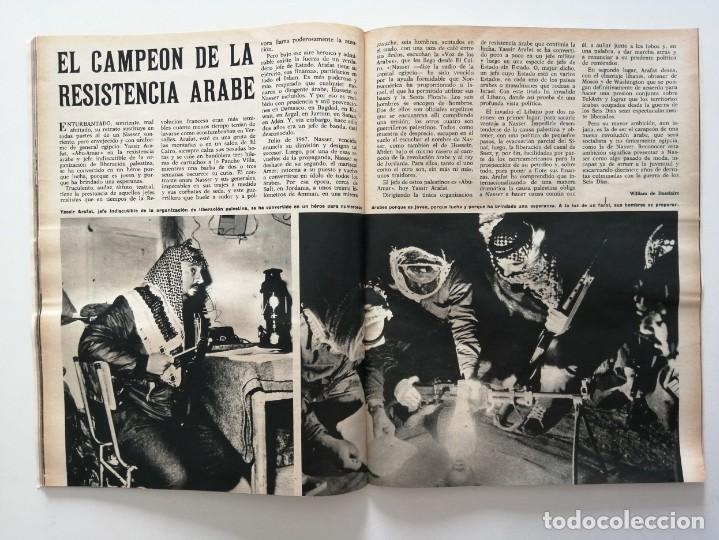 Coleccionismo de Revista Blanco y Negro: Blanco y Negro 3001 -Vancouver Ted Kennedy Sophie Duguet Arafat Shirley Temple Marsillach -VER FOTOS - Foto 14 - 206929152