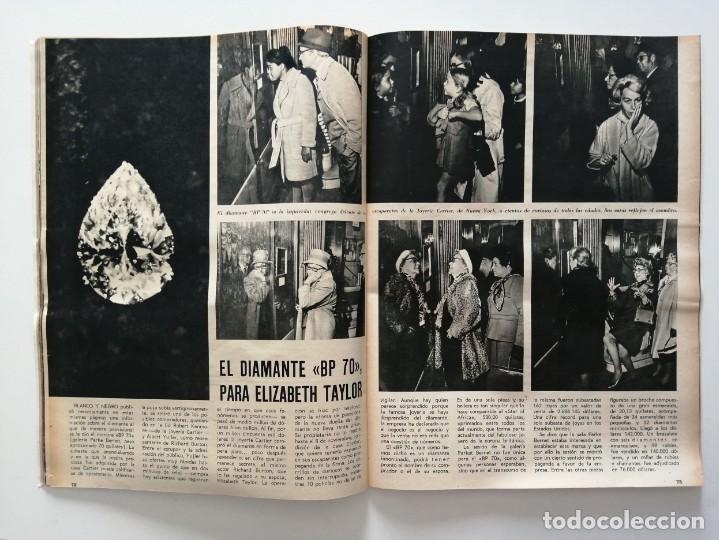 Coleccionismo de Revista Blanco y Negro: Blanco y Negro 3001 -Vancouver Ted Kennedy Sophie Duguet Arafat Shirley Temple Marsillach -VER FOTOS - Foto 15 - 206929152