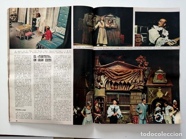 Coleccionismo de Revista Blanco y Negro: Blanco y Negro 3001 -Vancouver Ted Kennedy Sophie Duguet Arafat Shirley Temple Marsillach -VER FOTOS - Foto 18 - 206929152