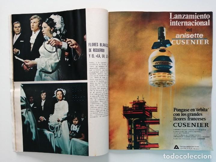Coleccionismo de Revista Blanco y Negro: Blanco y Negro 3004 - Apolo XII Massiel Denton Cooley Joe Kennedy Jerusalen Bejar - VER FOTOS - Foto 5 - 206931473