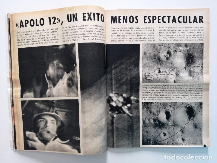 Coleccionismo de Revista Blanco y Negro: Blanco y Negro 3004 - Apolo XII Massiel Denton Cooley Joe Kennedy Jerusalen Bejar - VER FOTOS - Foto 9 - 206931473