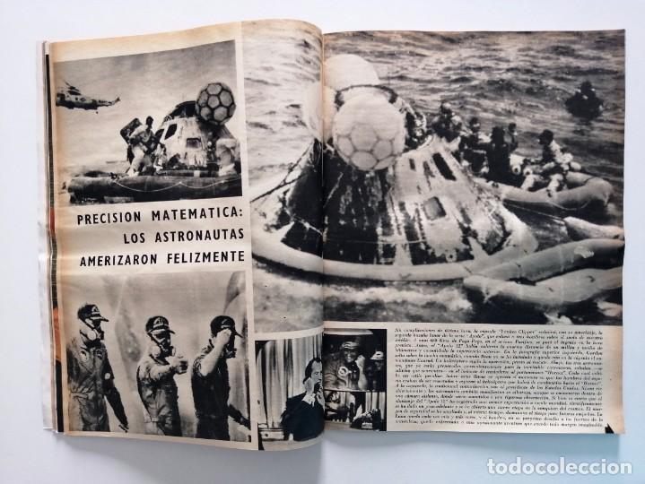 Coleccionismo de Revista Blanco y Negro: Blanco y Negro 3004 - Apolo XII Massiel Denton Cooley Joe Kennedy Jerusalen Bejar - VER FOTOS - Foto 10 - 206931473