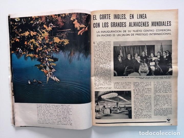 Coleccionismo de Revista Blanco y Negro: Blanco y Negro 3004 - Apolo XII Massiel Denton Cooley Joe Kennedy Jerusalen Bejar - VER FOTOS - Foto 15 - 206931473