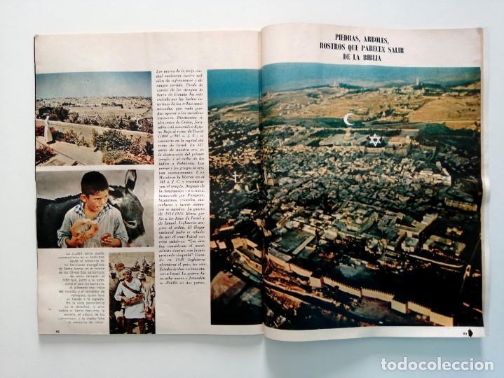 Coleccionismo de Revista Blanco y Negro: Blanco y Negro 3004 - Apolo XII Massiel Denton Cooley Joe Kennedy Jerusalen Bejar - VER FOTOS - Foto 19 - 206931473