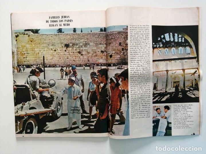 Coleccionismo de Revista Blanco y Negro: Blanco y Negro 3004 - Apolo XII Massiel Denton Cooley Joe Kennedy Jerusalen Bejar - VER FOTOS - Foto 20 - 206931473