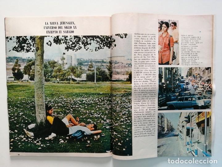 Coleccionismo de Revista Blanco y Negro: Blanco y Negro 3004 - Apolo XII Massiel Denton Cooley Joe Kennedy Jerusalen Bejar - VER FOTOS - Foto 21 - 206931473