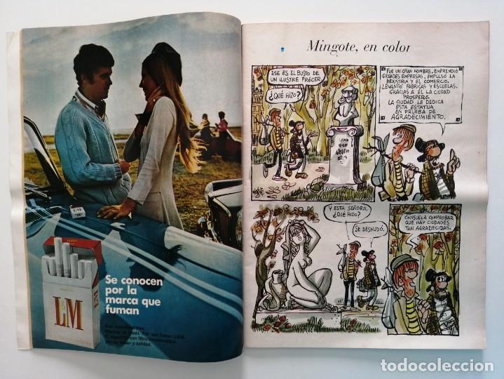 Coleccionismo de Revista Blanco y Negro: Blanco y Negro 3005 - Lugo Apolo XII de Gaulle Guerra Vietnam Juan Cabanas - VER FOTOS - Foto 5 - 206932286
