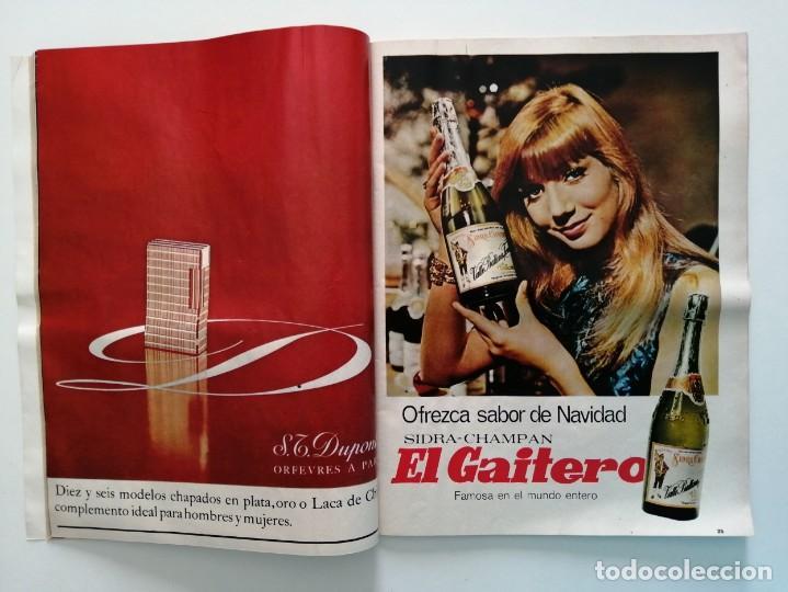 Coleccionismo de Revista Blanco y Negro: Blanco y Negro 3005 - Lugo Apolo XII de Gaulle Guerra Vietnam Juan Cabanas - VER FOTOS - Foto 6 - 206932286