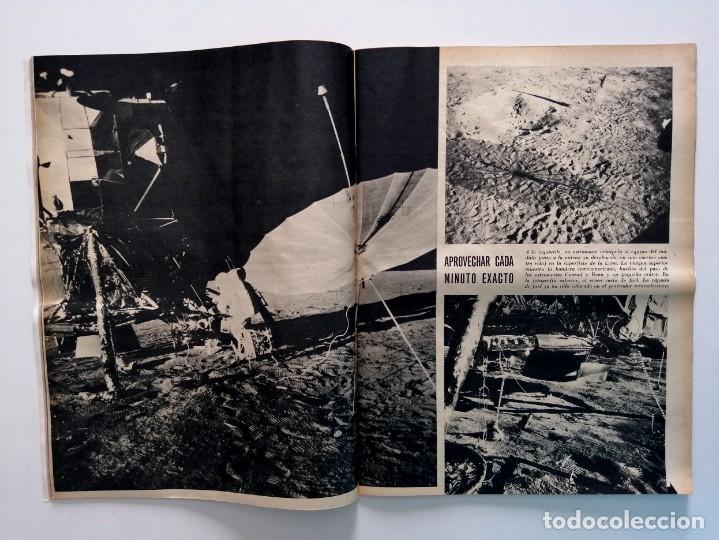 Coleccionismo de Revista Blanco y Negro: Blanco y Negro 3005 - Lugo Apolo XII de Gaulle Guerra Vietnam Juan Cabanas - VER FOTOS - Foto 11 - 206932286
