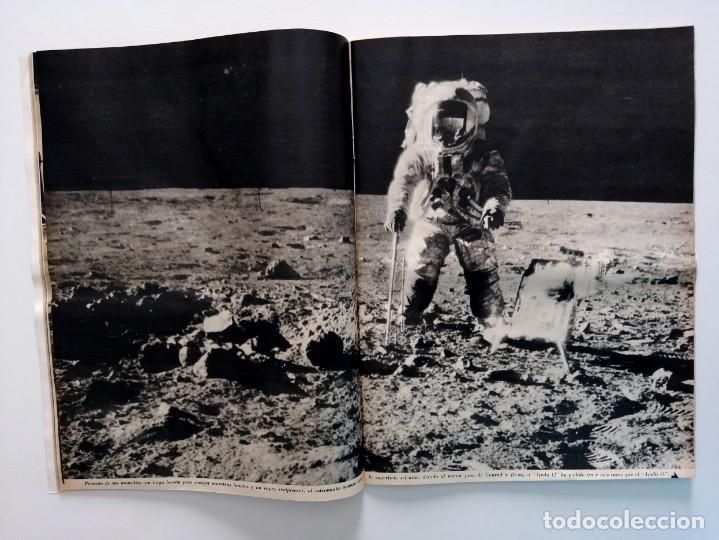 Coleccionismo de Revista Blanco y Negro: Blanco y Negro 3005 - Lugo Apolo XII de Gaulle Guerra Vietnam Juan Cabanas - VER FOTOS - Foto 12 - 206932286