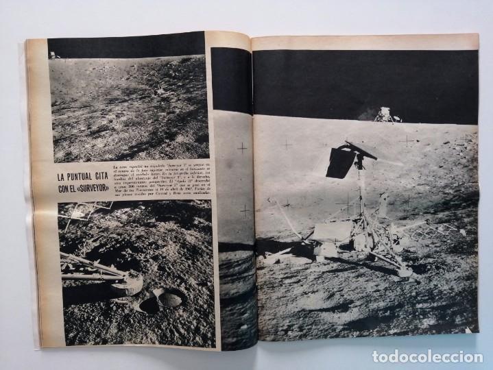 Coleccionismo de Revista Blanco y Negro: Blanco y Negro 3005 - Lugo Apolo XII de Gaulle Guerra Vietnam Juan Cabanas - VER FOTOS - Foto 13 - 206932286