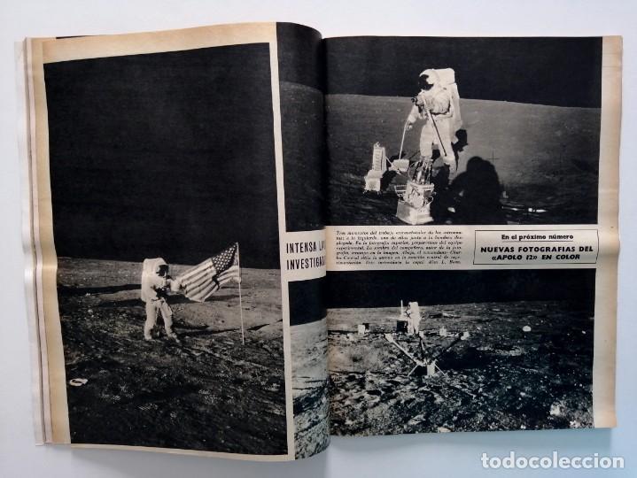 Coleccionismo de Revista Blanco y Negro: Blanco y Negro 3005 - Lugo Apolo XII de Gaulle Guerra Vietnam Juan Cabanas - VER FOTOS - Foto 14 - 206932286
