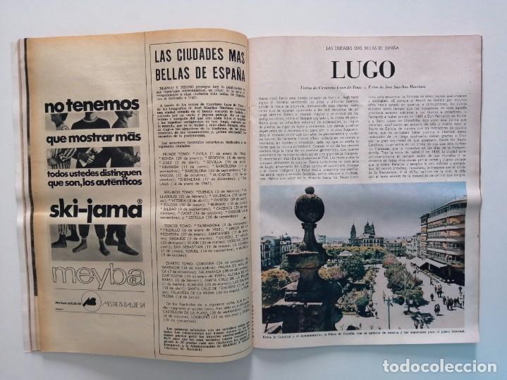 Coleccionismo de Revista Blanco y Negro: Blanco y Negro 3005 - Lugo Apolo XII de Gaulle Guerra Vietnam Juan Cabanas - VER FOTOS - Foto 16 - 206932286