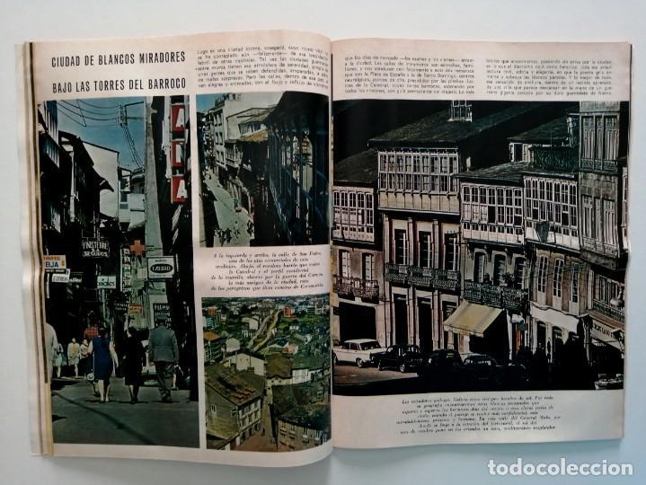 Coleccionismo de Revista Blanco y Negro: Blanco y Negro 3005 - Lugo Apolo XII de Gaulle Guerra Vietnam Juan Cabanas - VER FOTOS - Foto 17 - 206932286