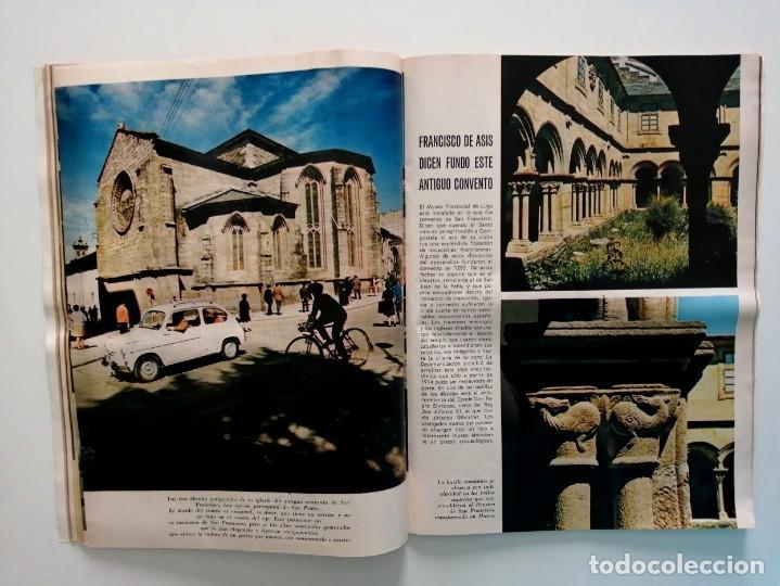 Coleccionismo de Revista Blanco y Negro: Blanco y Negro 3005 - Lugo Apolo XII de Gaulle Guerra Vietnam Juan Cabanas - VER FOTOS - Foto 18 - 206932286