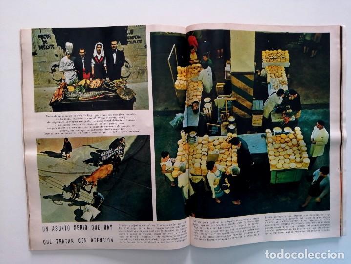 Coleccionismo de Revista Blanco y Negro: Blanco y Negro 3005 - Lugo Apolo XII de Gaulle Guerra Vietnam Juan Cabanas - VER FOTOS - Foto 19 - 206932286