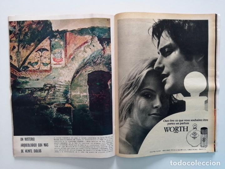 Coleccionismo de Revista Blanco y Negro: Blanco y Negro 3005 - Lugo Apolo XII de Gaulle Guerra Vietnam Juan Cabanas - VER FOTOS - Foto 20 - 206932286