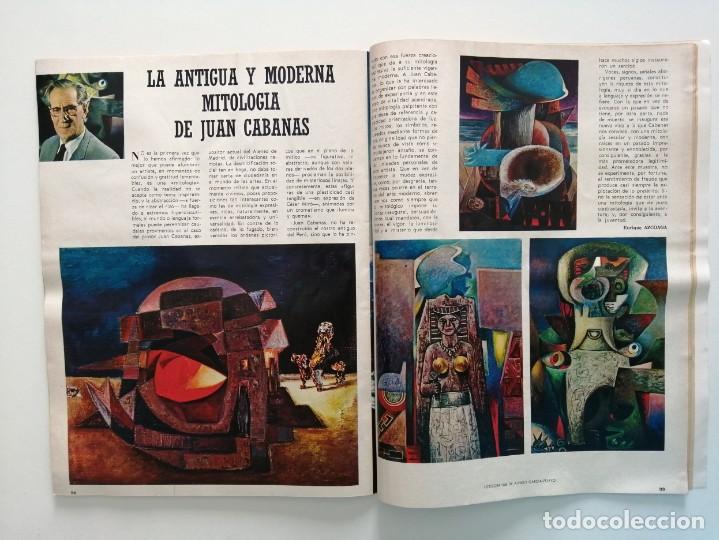 Coleccionismo de Revista Blanco y Negro: Blanco y Negro 3005 - Lugo Apolo XII de Gaulle Guerra Vietnam Juan Cabanas - VER FOTOS - Foto 22 - 206932286