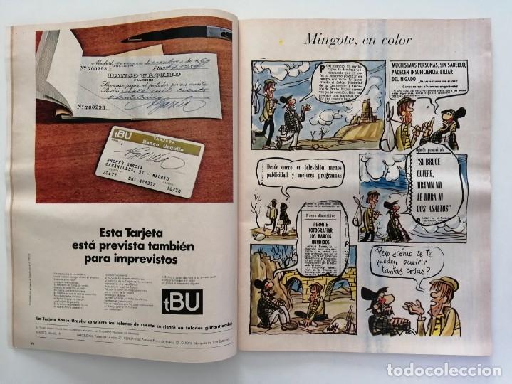 Coleccionismo de Revista Blanco y Negro: Blanco y Negro 3006 -Apolo XII Don Juan Carlos Paquita Martín Juanita Cruz Julio Iglesias -VER FOTOS - Foto 3 - 206937328