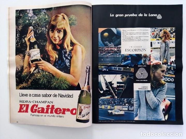 Coleccionismo de Revista Blanco y Negro: Blanco y Negro 3006 -Apolo XII Don Juan Carlos Paquita Martín Juanita Cruz Julio Iglesias -VER FOTOS - Foto 4 - 206937328