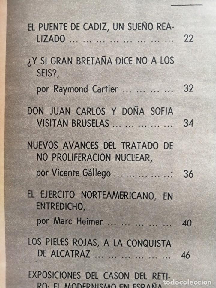 Coleccionismo de Revista Blanco y Negro: Blanco y Negro 3006 -Apolo XII Don Juan Carlos Paquita Martín Juanita Cruz Julio Iglesias -VER FOTOS - Foto 7 - 206937328