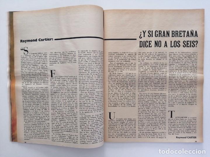 Coleccionismo de Revista Blanco y Negro: Blanco y Negro 3006 -Apolo XII Don Juan Carlos Paquita Martín Juanita Cruz Julio Iglesias -VER FOTOS - Foto 9 - 206937328