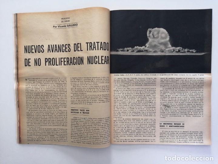 Coleccionismo de Revista Blanco y Negro: Blanco y Negro 3006 -Apolo XII Don Juan Carlos Paquita Martín Juanita Cruz Julio Iglesias -VER FOTOS - Foto 11 - 206937328