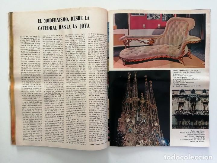 Coleccionismo de Revista Blanco y Negro: Blanco y Negro 3006 -Apolo XII Don Juan Carlos Paquita Martín Juanita Cruz Julio Iglesias -VER FOTOS - Foto 16 - 206937328