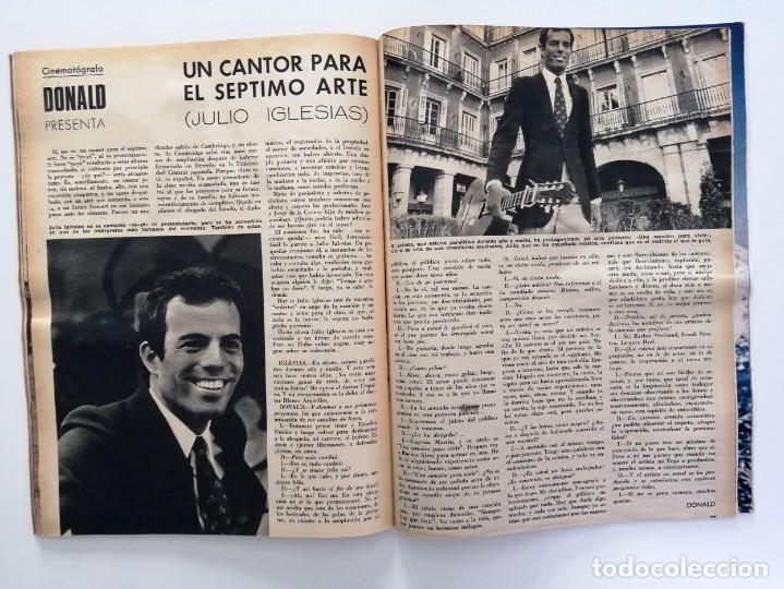 Coleccionismo de Revista Blanco y Negro: Blanco y Negro 3006 -Apolo XII Don Juan Carlos Paquita Martín Juanita Cruz Julio Iglesias -VER FOTOS - Foto 26 - 206937328