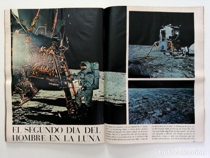 Coleccionismo de Revista Blanco y Negro: Blanco y Negro 3006 -Apolo XII Don Juan Carlos Paquita Martín Juanita Cruz Julio Iglesias -VER FOTOS - Foto 27 - 206937328