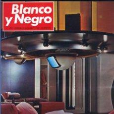 Coleccionismo de Revista Blanco y Negro: BLANCO Y NEGRO 3007 - APOLO XII ESTAMBUL SHARON TATE CHARLES MANSON RALLYE COSTA DEL SOL - VER FOTOS. Lote 206937516